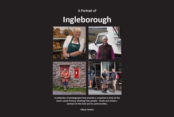 A Portrait of Ingleborough book